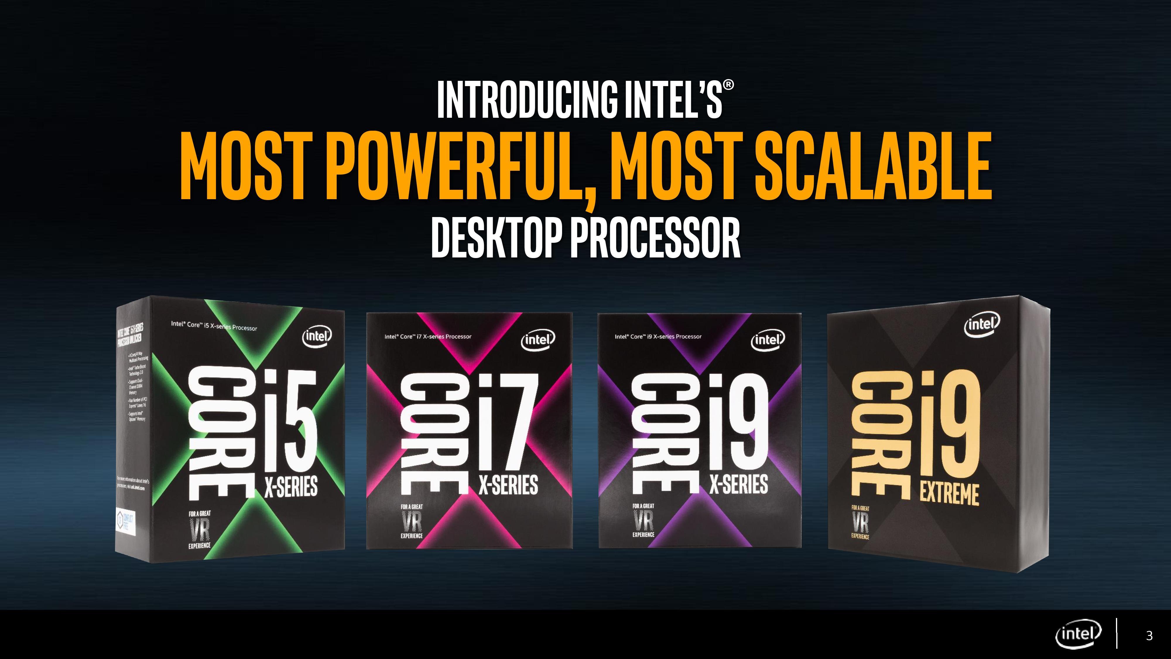 Intel Core i9-7980XE Extreme Edition