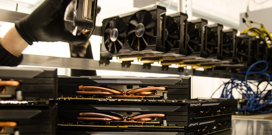 graphics card cryptocurrency mining