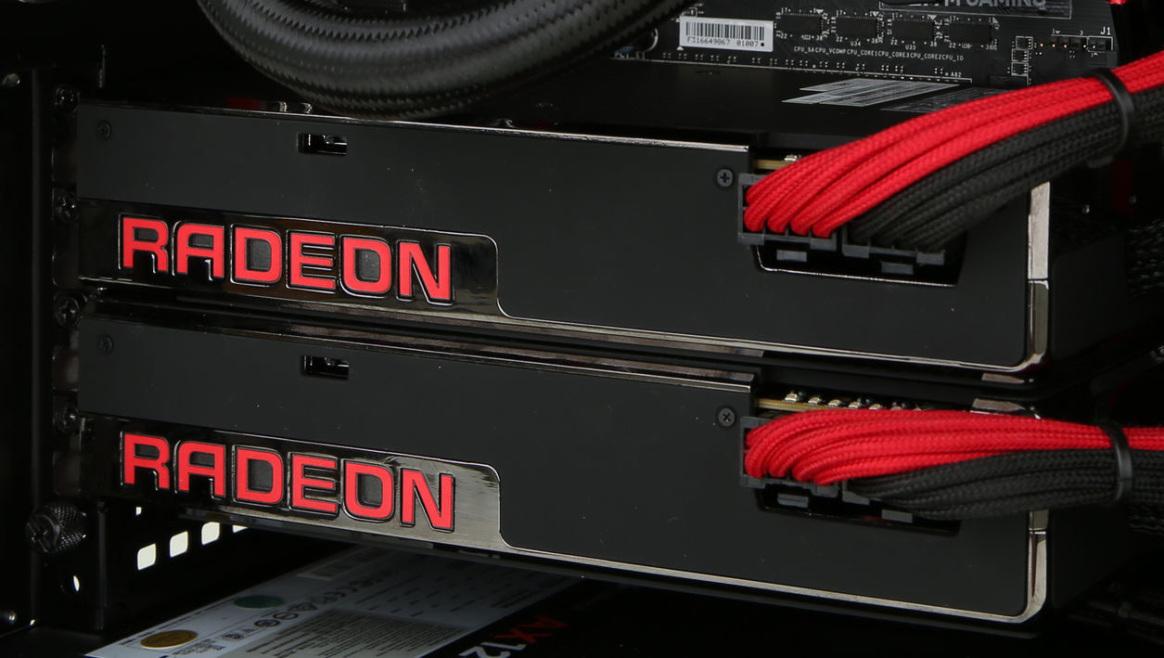 AMD Radeon Vega Navi Polaris