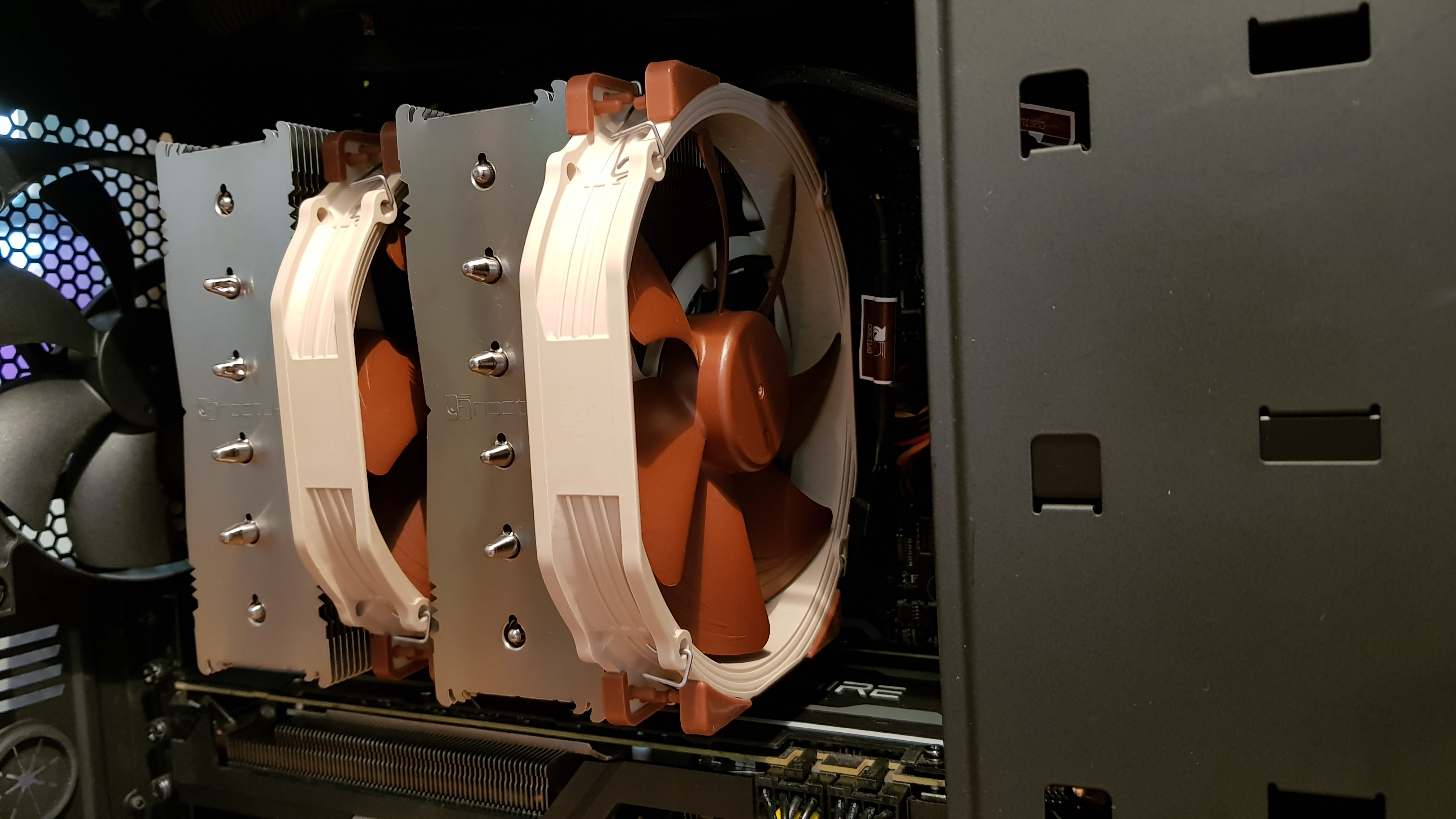 Noctua NH-D15 Test
