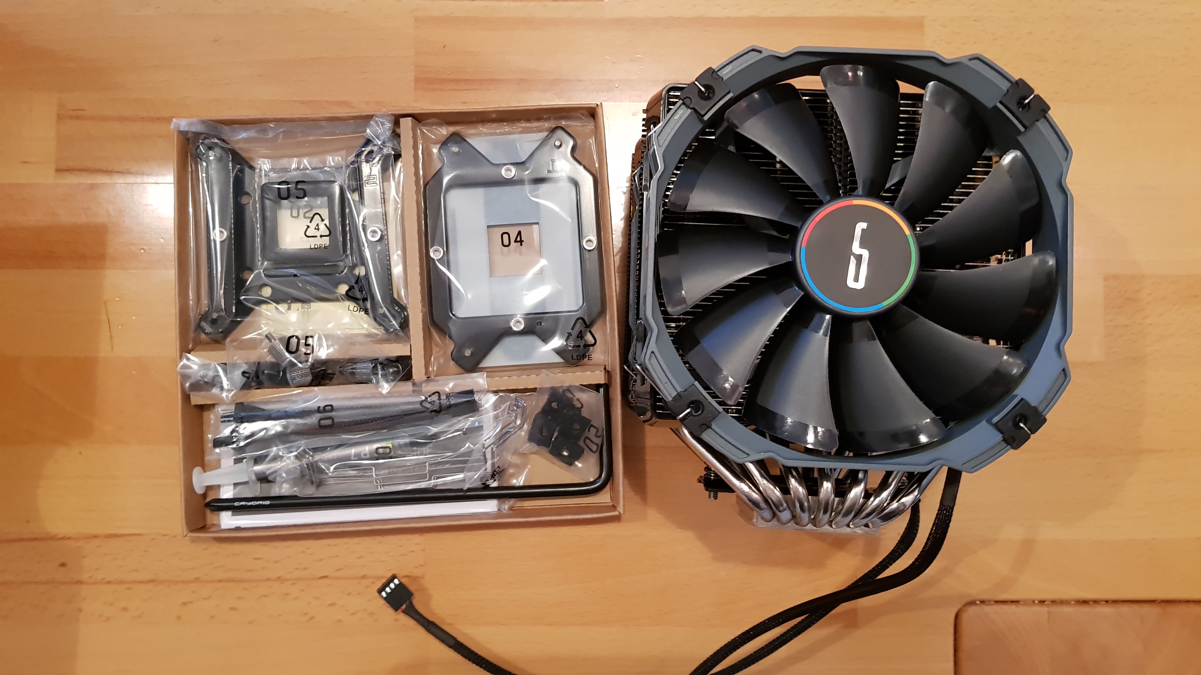 Cryorig R1 Ultimate Test