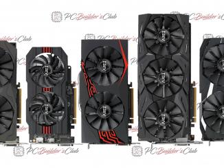 Asus AREZ GPUs