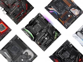 AMD Mainboards X470 B450