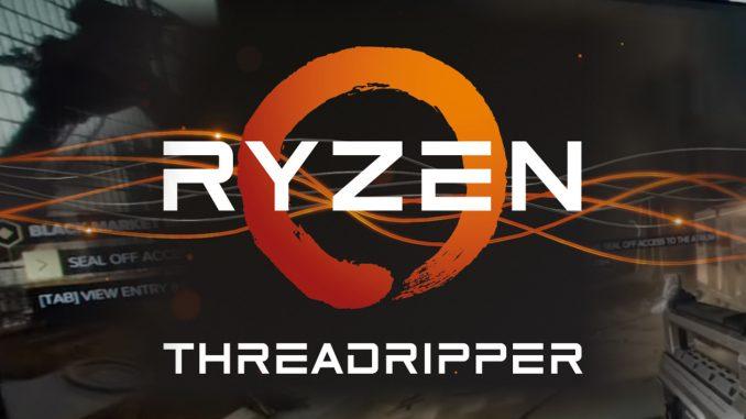 AMD Ryzen Threadripper 3000