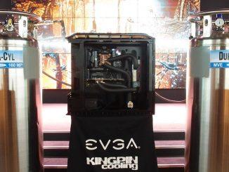 Kingpin Vince Lucido Stickstoffkühlung