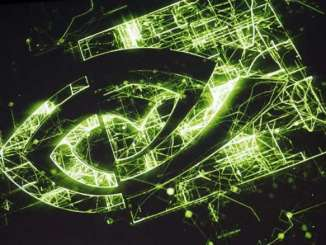 Nvidia Logo Highlited