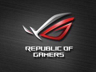 Asus ROG Logo Z390