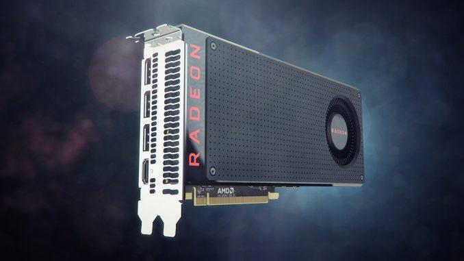 AMD Radeon RX 590 RX Vega 56 Raytracing
