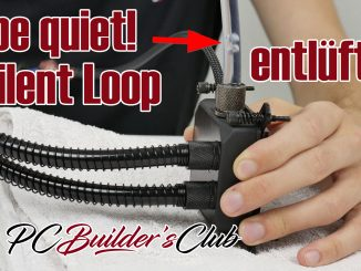 be quiet Silent Loop entlüften