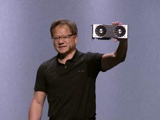 Nvidia RTX 2080 TI Launch