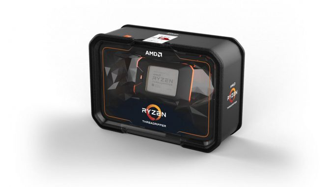 AMD Ryzen Threadripper 2990WX Package