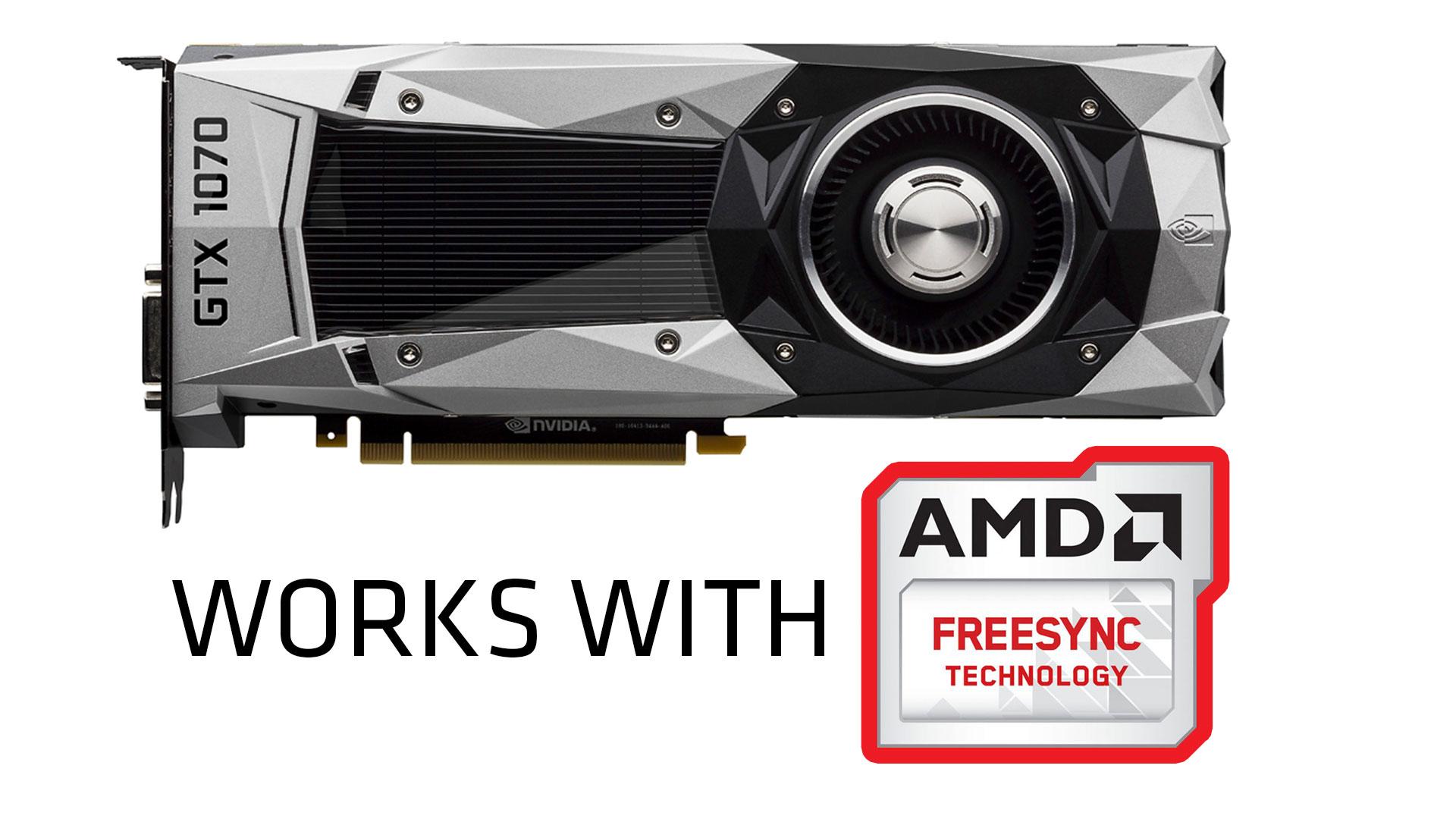 Nvidia-Grafikkarten unterstützen ab jetzt auch Freesync  PC