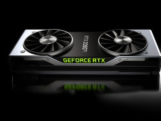 Nvidia Turing RTX 2080 Ti