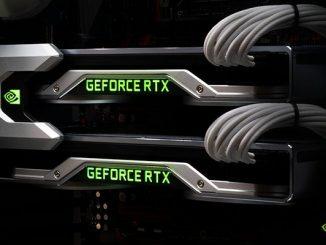 Nvidia GeForce RTX 2080 Ti SLI NVLink RTX 2080 RTX 2070