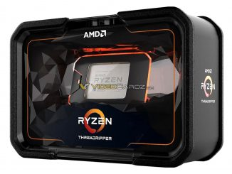 AMD Ryzen Threadripper 2000 Packaging