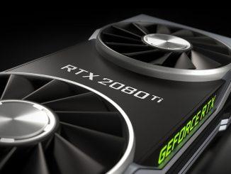 Nvidia RTX 2080 Ti Turing