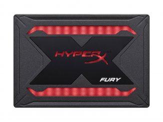 Kingston HyperX Fury RGB SSD