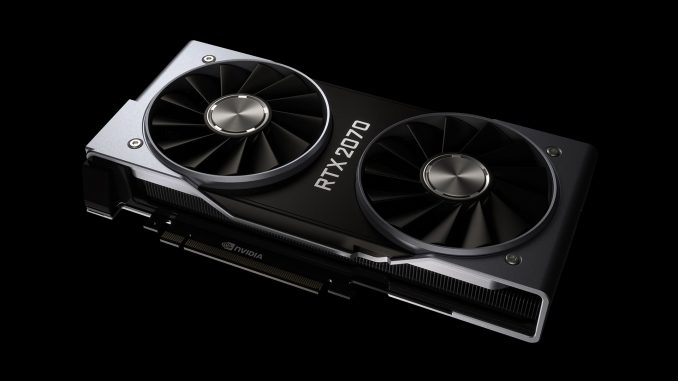 Potential Nvidia GeForce RTX 2070 Ti with 7 5 GB VRAM
