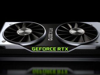 Nvidia Turing RTX 2070