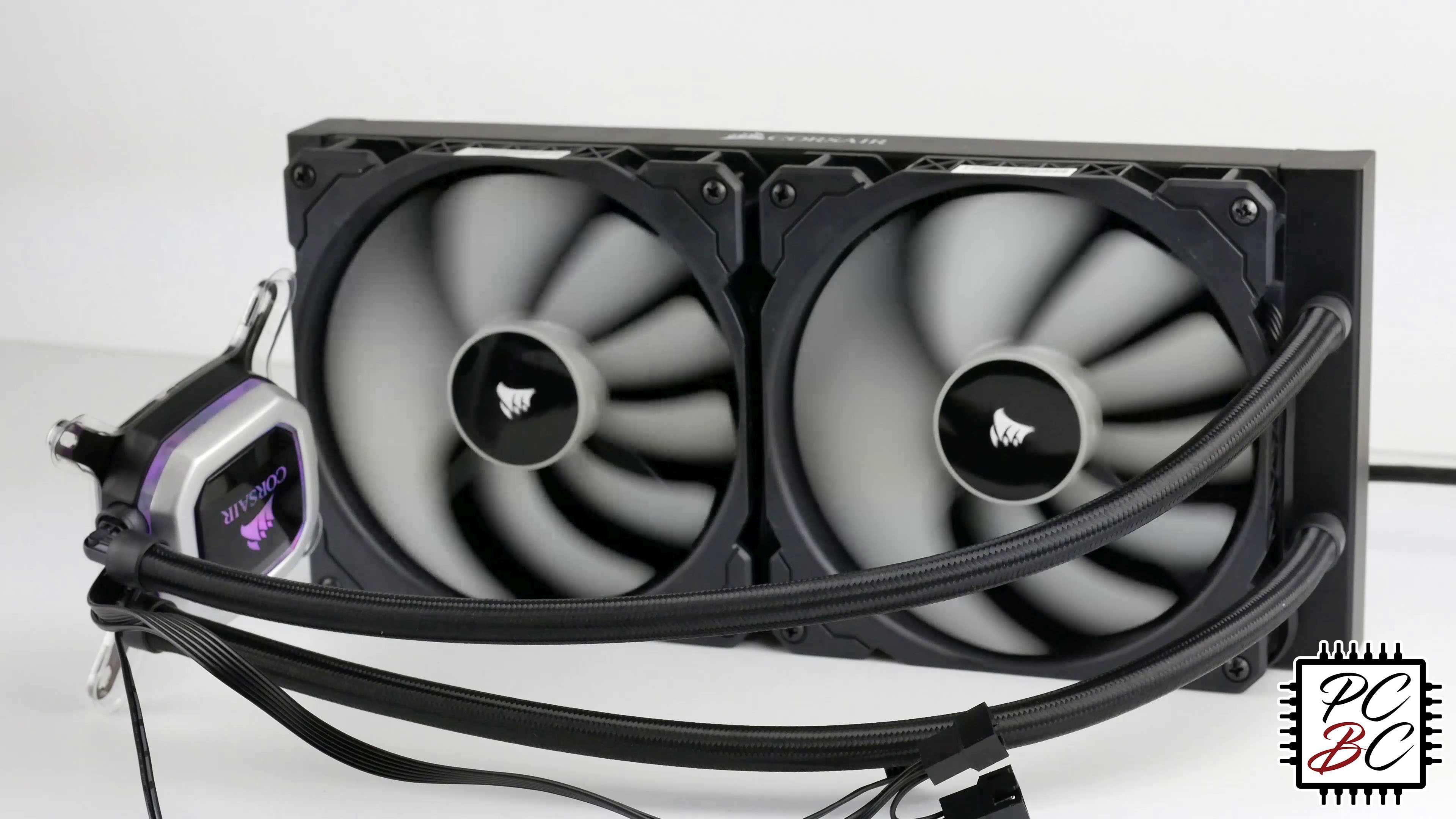 All in One Watercooler Test 2018: nine CPU Coolers in a detailed