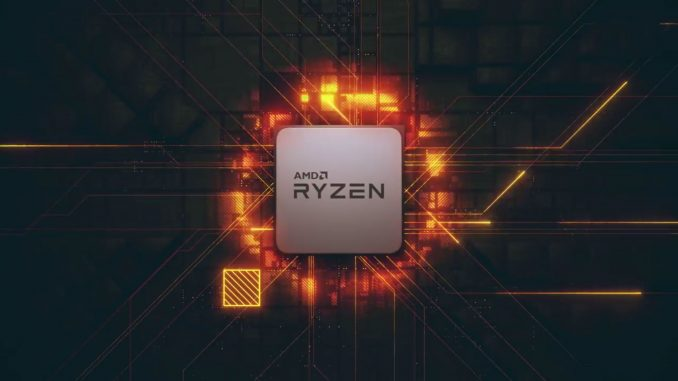 AMD Ryzen 7 3800X in Geekbench on par with i9-9900K