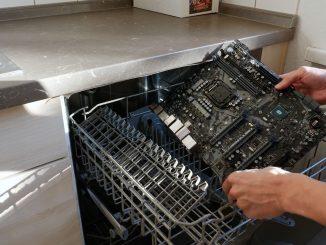 der8auer Spülmaschine Vaseline