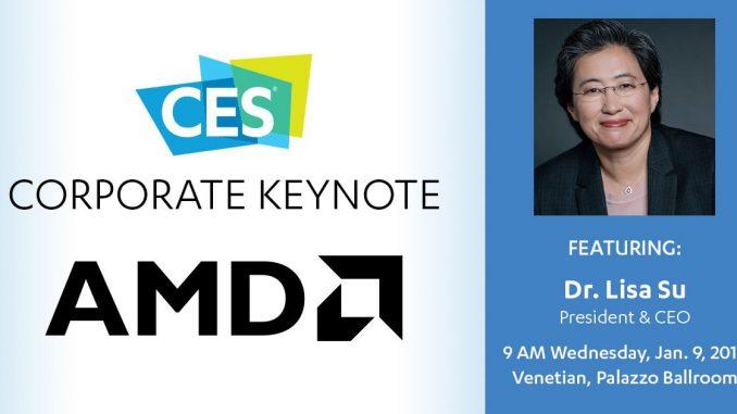 AMD Keynote CES 2019 7nm