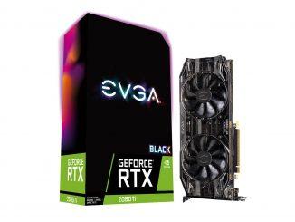 EVGA RTX 2080 Ti Black Edition Gaming