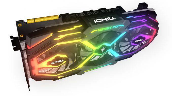 Inno3D RTX 2080 iChill X3