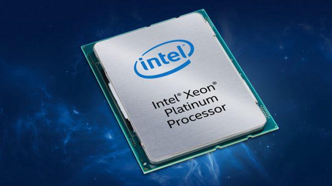 Intel Xeon Cascade Lake-AP