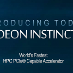 AMD Radeon Instinct MI60 Vega 20 7nm