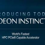 AMD Radeon Instinct MI60 Vega 20 7nm