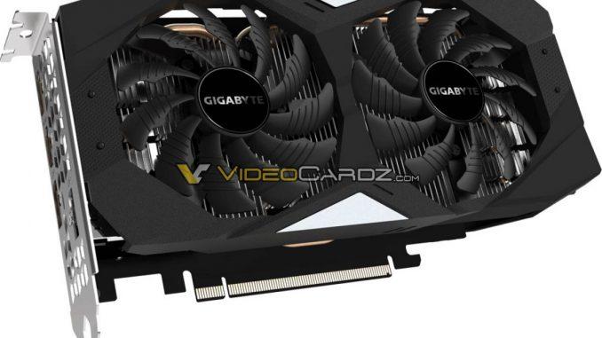 Gigabyte GeForce RTX 2060 Leak