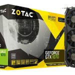 Zotac GeForce GTX 1070 AMP Extreme Core Edition GDDR5X