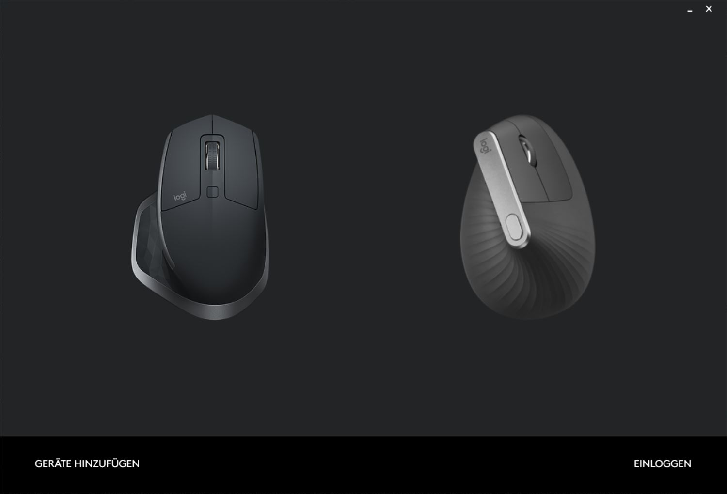 Logitech Options Logitech MX Vertical vs. MX Master 2S