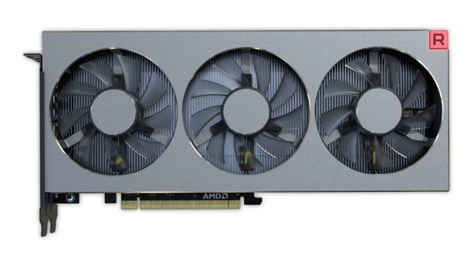 AMD Radeon VII Referenz