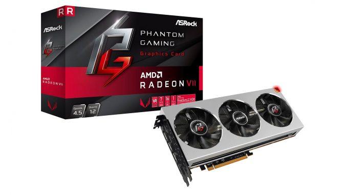 ASRock Radeon VII Phantom Gaming