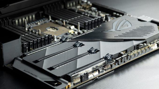 asus rog dominus extreme motherboard monster for intel xeon  ditech feiert 100 000 verkaufte computer #4