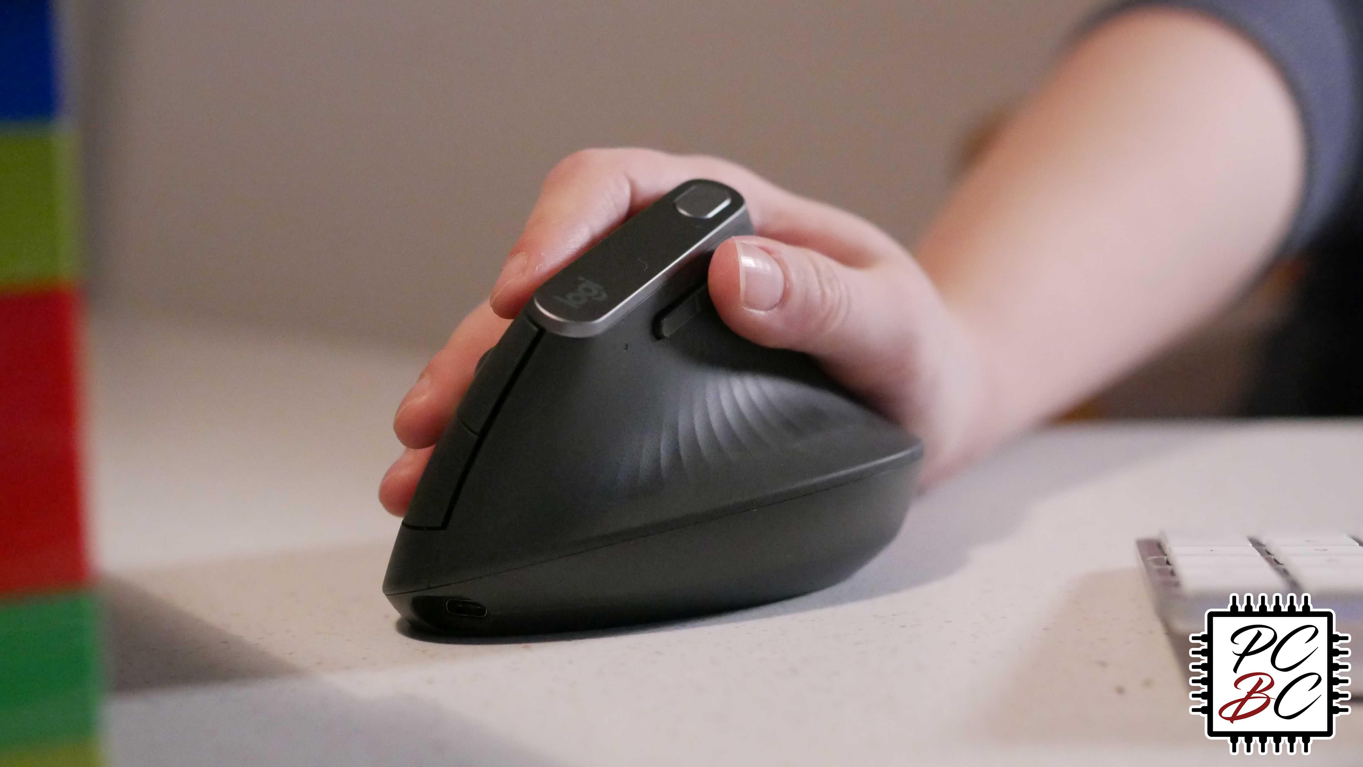 Logitech MX Vertical vs  MX Master 2S tested - ergonomics vs  proven