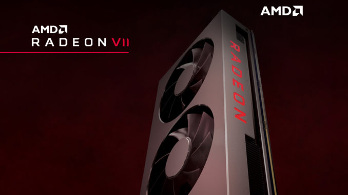AMD Radeon VII Launch Vulkan API World War Z