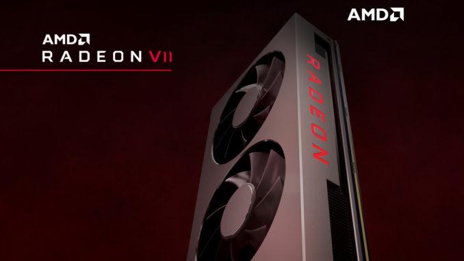 AMD Radeon VII Launch Vulkan API World War Z