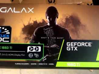 GALAX GeForce GTX 1660 Ti