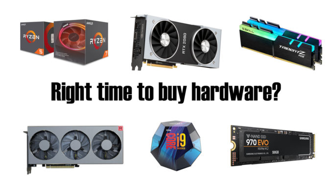 Is it the right time to buy Hardware