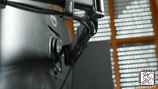 Arctic Z3 Pro Gen 3 Kabelhalter