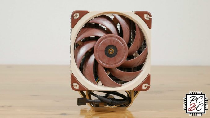 Noctua NH-U12A Test Review