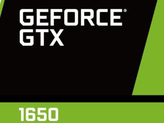 Nvidia GeForce GTX 1650 Leak