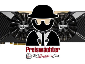Preiswächter Nvidia GeForce RTX 2080 Ti Palit GeForce RTX 2080 Ti Dual