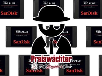 Preiswächter SanDisk SSD Plus