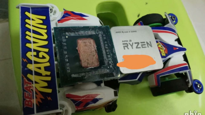 AMD Ryzen 3 3200G Ryzen 5 3400G Leak Picasso