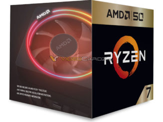 AMD Ryzen 7 2700X 50th Anniversary Edition Leak